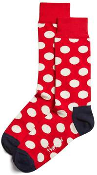Happy Socks Men's Big Dots Socks