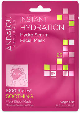 Hydration Facial Mask by Andalou Naturals (.6oz Mask)