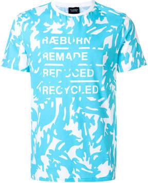 Christopher Raeburn camo print T-shirt