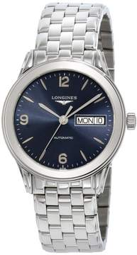Longines Flagship L47994966 Stainless Steel Automatic 36mm Mens Watch
