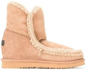 Mou hidden wedge eskimo boots
