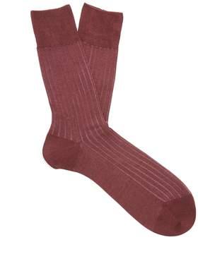 Falke Shadow cotton-blend socks