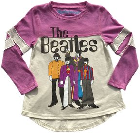Rowdy Sprout Baby Girl's Beatles Dream Tee