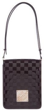 Louis Vuitton Damier Vernis Club Bag - BLACK - STYLE