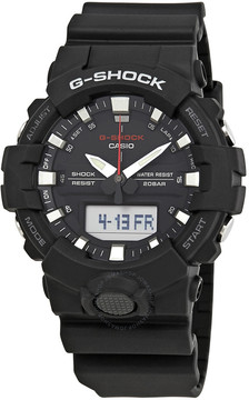 Casio G-Shock Alarm Black Dial Men's Watch