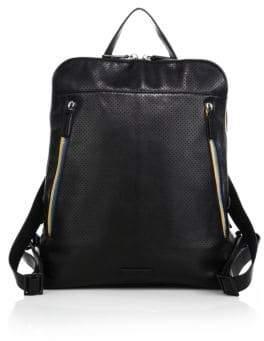 Uri Minkoff Samsen Perforated Leather Backpack