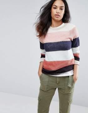 Esprit Espirit Wide Stripe Sweater