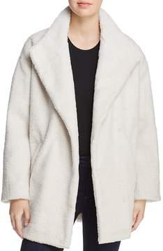 Aqua Sherpa Coat - 100% Exclusive