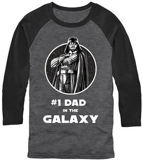 Fifth Sun Star Wars '#1 Dad' Raglan Tee - Men