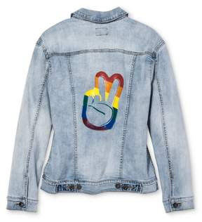 Mossimo Pride Adult Denim Jacket