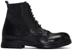Marsèll Black Zuccarro Boots