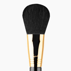 Sigma Beauty F20 Large Powder Brush - Black/18K Gold