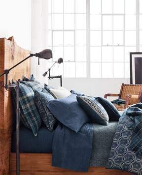 Ralph Lauren Judd Scarf-Print Throw Pillow