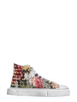 Gienchi Jean Michel High Top Sneakers