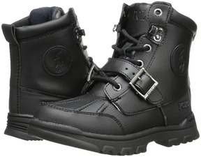 Polo Ralph Lauren Kids - Colbey Boot FT14 Boys Shoes