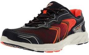 Fila Women's Stellaray Navy/Fiery Coral/White Ankle-High Running Shoe - 7M