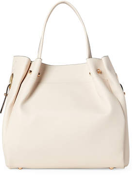 Urban Expressions Cream Matiz Bag-in-Bag Tote