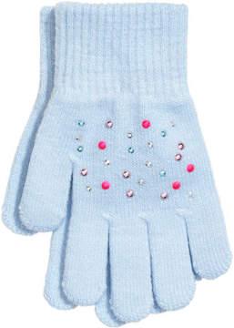 H&M Gloves - Blue