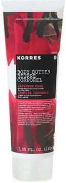 Korres Japanese Rose Body Butter, 7.9 fl. oz.