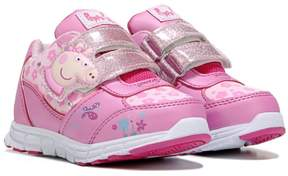 Peppa Pig Kids' Patch Light Up Sneaker Toddler