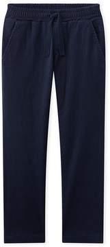 Petit Bateau Boys lined gabardine pants