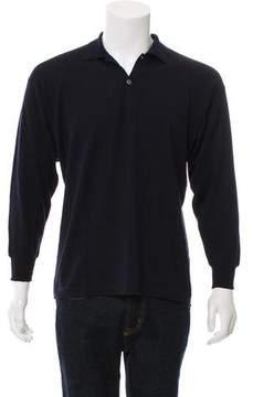 Bottega Veneta Wool Polo Sweater