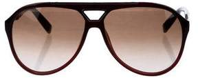 DSQUARED2 Tinted Aviator Sunglasses
