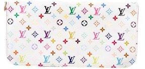 Louis Vuitton Monogram Multicolore Insolite Wallet - WHITE - STYLE