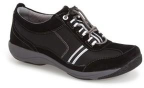 Dansko Women's 'Helen' Suede & Mesh Sneaker