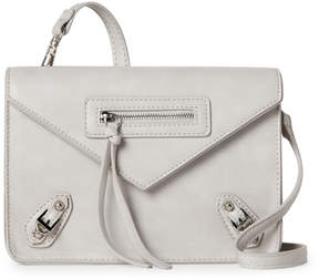 Urban Expressions Grey Porter Crossbody