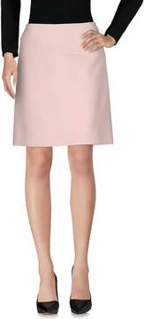Courreges Knee length skirts