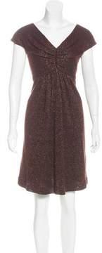 Anna Sui Sleeveless Knee-Length Dress