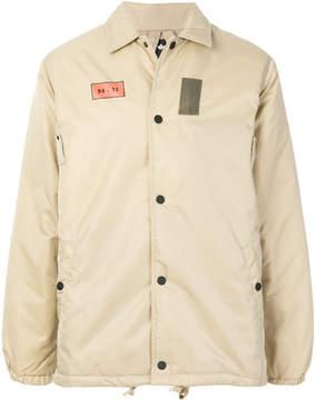 MHI padded jacket