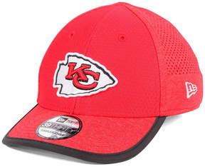 New Era Boys' Kansas City Chiefs Training 39THIRTY Cap