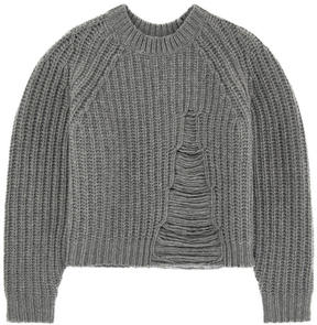 Little Remix Merino wool sweater