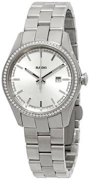 Rado HyperChrome Silver Dial Ladies Watch