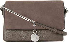 Dune Evania suede leather handbag