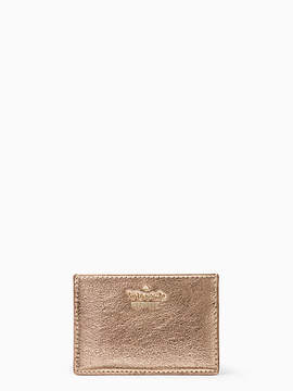 Kate Spade Highland drive card holder - ANTHRACITE - STYLE