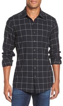 Rodd & Gunn Men's Darlington Sports Fit Windowpane Sport Shirt