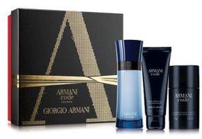 Giorgio Armani Code Colonia Gift Set- $142.00 Value