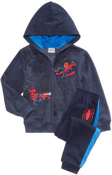 Spiderman Marvel 2-Pc. Hoodie & Pants Set, Toddler Boys (2T-5T)