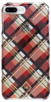Vera Bradley Flexible Frame iPhone 8 Plus, iPhone 7 Plus, & iPhone 6 Plus/6s Plus Phone Case