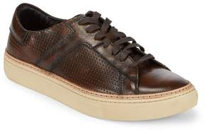 Vince Camuto Men's Tunno Perforated Low-Top Sneakers