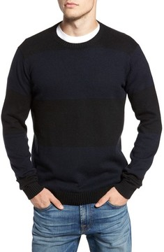 RVCA Men's Channels Crewneck Sweater