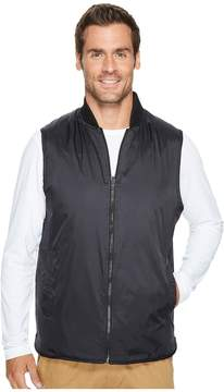 Kenneth Cole Sportswear Reversible Knit/Nylon Vest Men's Vest