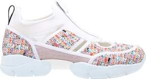 MSGM Patchwork Sneaker (Women's)