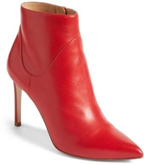 Francesco Russo Women's Pointy Toe Bootie