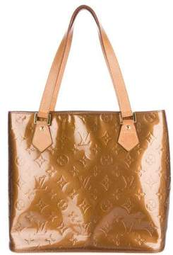 Louis Vuitton Vernis Columbus Tote - BROWN - STYLE