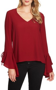 1 STATE Women's 1.state Cascade Sleeve Blouse
