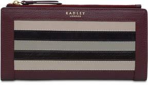 Radley London Eltham Stripe Leather Wallet